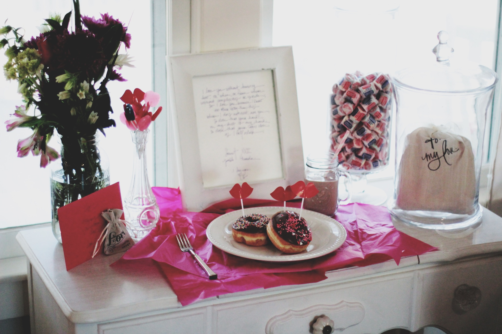 A Valentines Day Surprise Signeroo