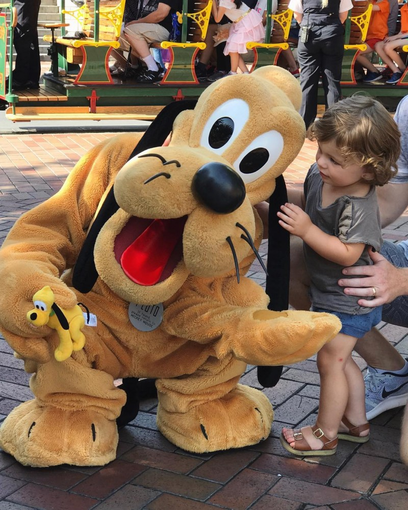 Went right up to Pluto and handed his own Plutohellip