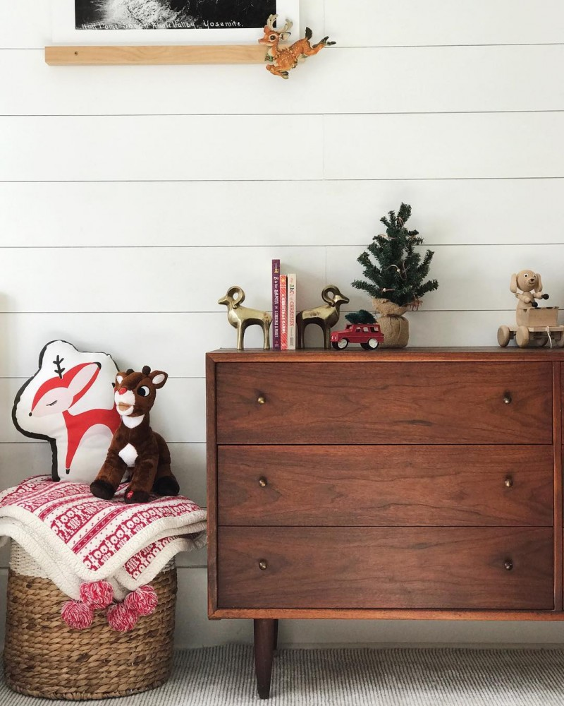 How much Christmas decor is too much in your kidshellip