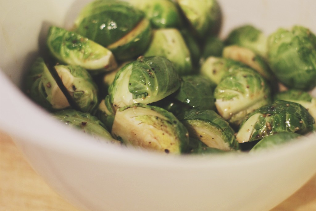 Balsamic Brussel Sprouts 1