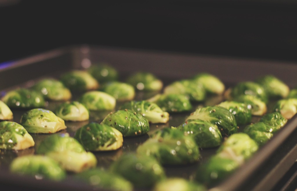 Balsamic Brussel Sprouts 2