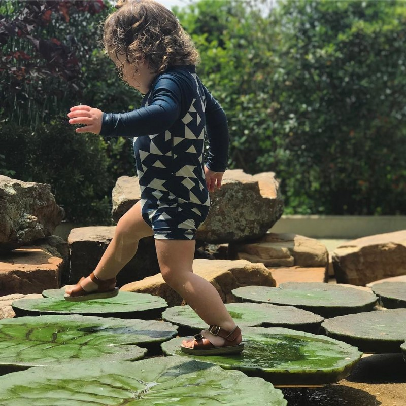 Jumping from lily pad to lily pad We had ahellip